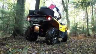 8. Can-am Outlander 650 MAX XT 2013