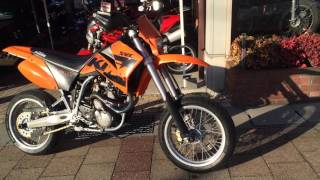 6. KTM 625 SMC 2005 in good condition for sale at Apexmoto Inc.