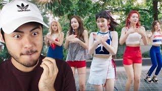 Red Velvet - Red Flavor MV (REACTION)