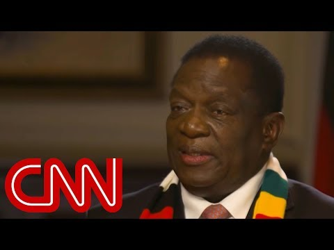 President of Zimbabwe: Government will comply with massacre report (видео)