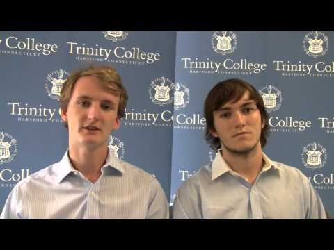 Men's Squash 12-13 Season Preview (Trinity College, Hartford, Conn.)