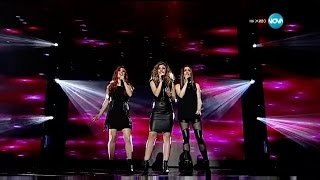 A.V.A. - Лудо Младо (On The X-Factor Bulgaria) (Live)