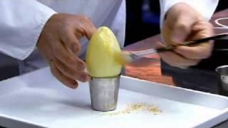 Jack and Beanstalk magic beans dish by Heston Blumenthal