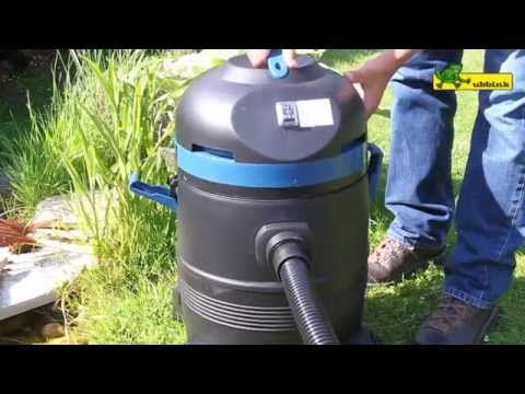Ubbink aspirateur bassin de jardin VacuProCleaner Maxi