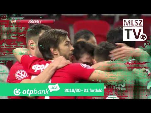 21. forduló: DVTK - Paks 2-0 (1-0)