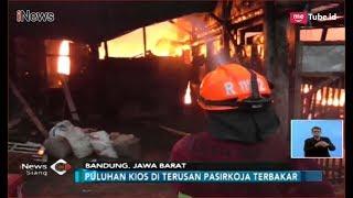 Video Pasar Koja Bandung Kebakaran, Petugas Damkar Berhasil Padamkan Api Setelah 5 Jam - iNews Siang 18/11 MP3, 3GP, MP4, WEBM, AVI, FLV November 2018