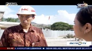 Liputan Metro TV dalam Program 360 mengenai pembangunan di Timor Leste selepas dari Indonesia. Dalam liputan ini, salah satu proyek HK menjadi sorotan ...