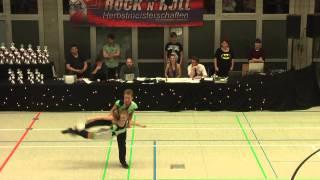 Janique Steiner - Jascha Steiner - 30. Herbstmeisterschaft 2014