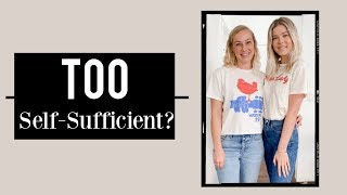 Too Self-Sufficient? with Kati Morton | DBM #94 by Meghan Rienks