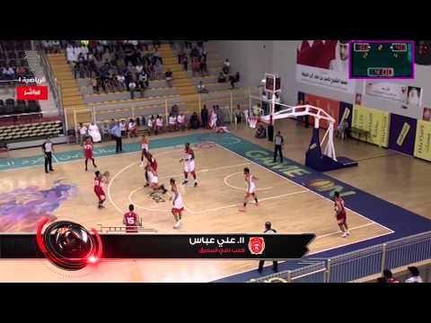 المحرق 93-89 الحالة .. دوري زين لكرة السلة 2014/2015