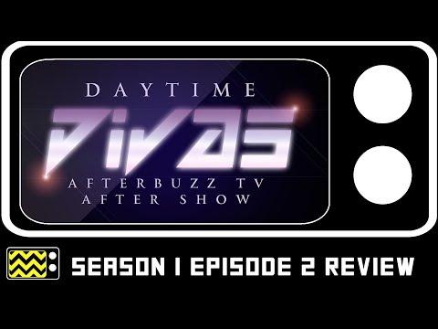 Daytime Divas Season 1 Episode 2 Review & AfterShow | AfterBuzz TV