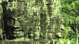 Angkor, jungla, raices y templos de piedra