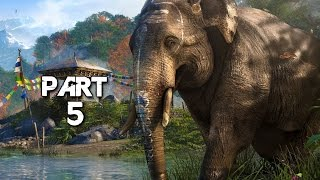 Far Cry 4 Walkthrough Gameplay Part 5 includes a Review and Campaign Mission 5: Hostage Negotiation of the Single Player for PS4, Xbox One, Xbox 360, PS3 and...