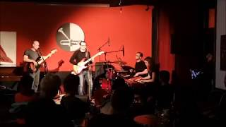 Video Ray - Strangers, jazz klub U Bílýho Černocha