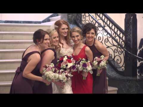 Melissa + Bill | Mayo Hotel Wedding | Downtown Tulsa, OK