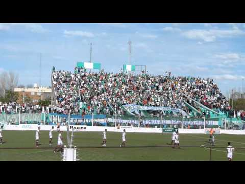 Vamos puyutano, vaya al frente + Gol de Davio- Desamparados vs Lujan torneo federal b 2015 - La Guardia Puyutana - Sportivo Desamparados