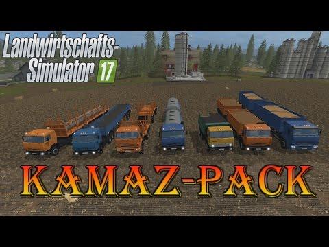 KAMAZ Pack v1.0.0.0