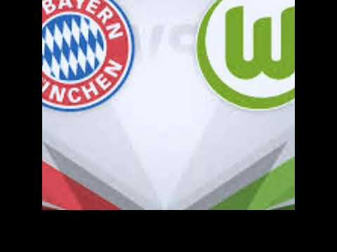 Bayern munich vs Wolfsburg 2-2 all goals