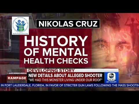 New information on alleged gunman in Florida school massacre