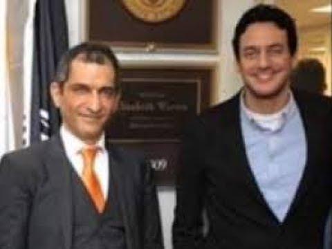 شاهد تعليق تامر أمين على لقاء عمرو واكد وخالد أبو النجا بنواب من الكونجرس الأمريكي