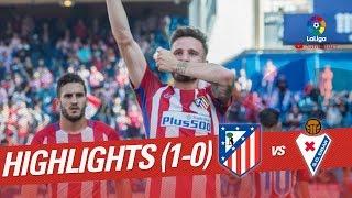 Video Resumen de Atlético de Madrid vs SD Eibar (1-0) MP3, 3GP, MP4, WEBM, AVI, FLV Juni 2017