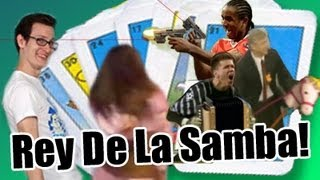 Rey De La Zamba - IgualATres