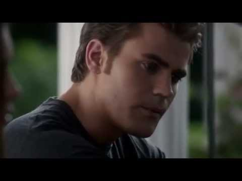 Vampire Diaries 4x06 - Stefan & Elena Breakup- I can't do this