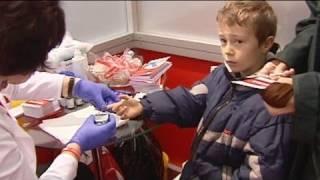 Euronews Science -تقنية النانو لعلاج السكري