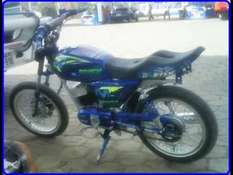 Suzuki AX 100 Racing nO Wiri El D' la Nota Alta ... ** The nO kAmU ...
