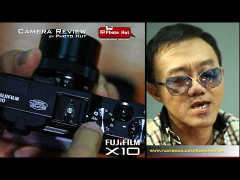 FujiFilm X10 Review (Thai)