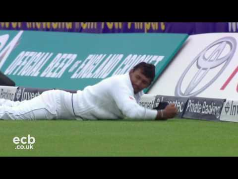 Day 4, 3rd Test, India in Sri Lanka, 2015 - Highlights