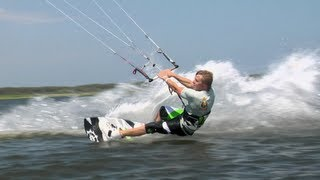 On The Loose - Kiteboarding Around The Globe - Episode