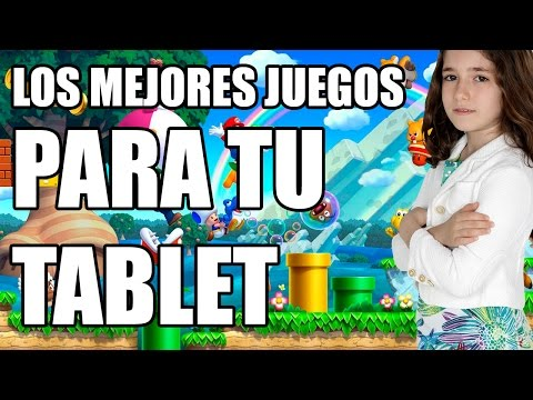 Video Los mejores JUEGOS para tu IPAD o tablet download in MP3, 3GP, MP4, WEBM, AVI, FLV January 2017