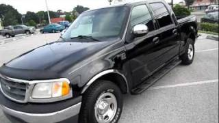 SOLD 2001 Ford F-150 XLT Supercrew Meticulous Motors Inc Florida For Sale LOOK!