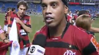 Campeão Carioca 2011 Invicto Ronaldinho Gaucho Champion