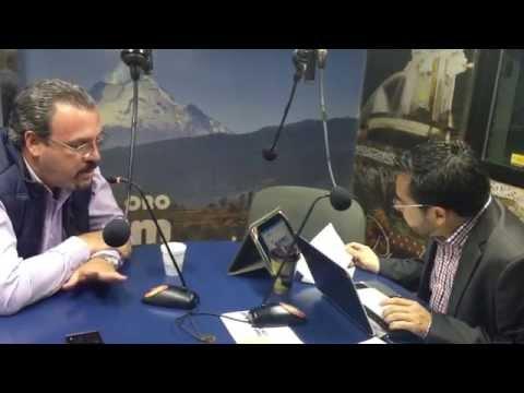 Entrevista con Alejandro Yver Crespo, Coordinador del Programa Más 65, Delegación de Sedesol, Puebla.