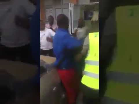 Female Thieves Got Beaten By MENS In Public