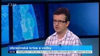 Ukrajinská krize a volby