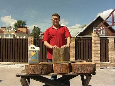 Защита венцов деревянных домов. Сенеж