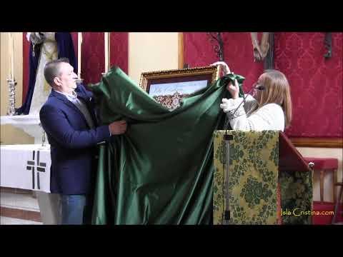 Presentación Cartel y Pregonero Semana Santa de Isla Cristina 2018