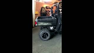 1. 2017 Polaris Ranger 570 full-size walk around