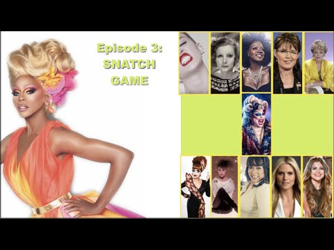 FDR (The Lost Seasons) - Rudemption Season 2: Episode 3 (Snatch Game!)