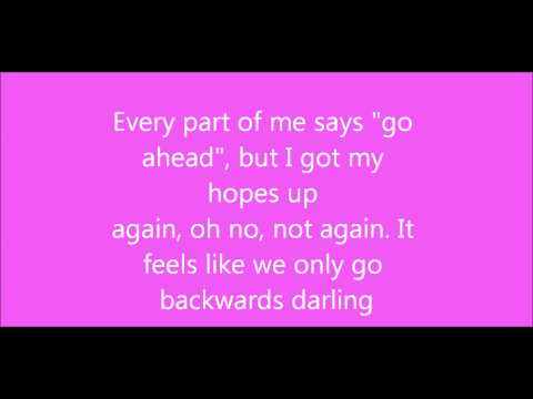 Feels Like We Only Go Backwards-Tame Impala (Lyrics)