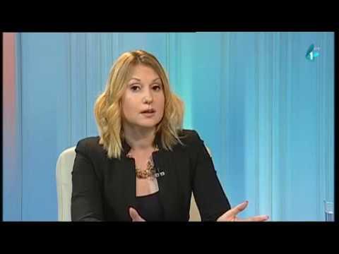 Александра Јерков у емисији Прави угао, РТВ, 07.06.2017.
