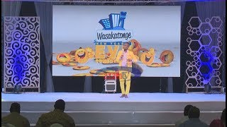 Azam TV - DOGO PEPE katika Wasakatonge New Year's Eve Comedy Gala