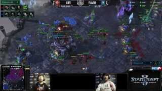 Life vs Flash - Game 5 - Grand Finals - MLG Dallas 2013
