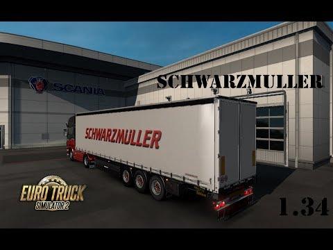 Schwarzmuller SPA 3E Update for 1.34.x