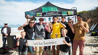 Scamander Australia  city images : Original Source Australian Boardriders Battle Series II - Event 1, Scamander, Tasmania