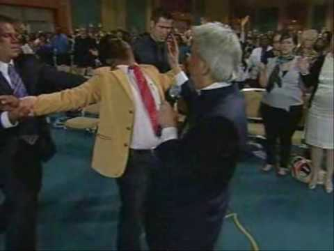 Benny Hinn - Powerful Impartation Of God's Power (1)