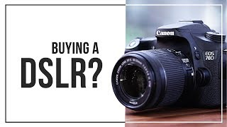 Video 7 Things To Consider Before Buying A DSLR MP3, 3GP, MP4, WEBM, AVI, FLV Juli 2018